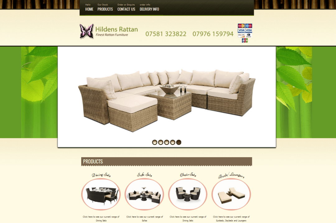 Hildens Furniture