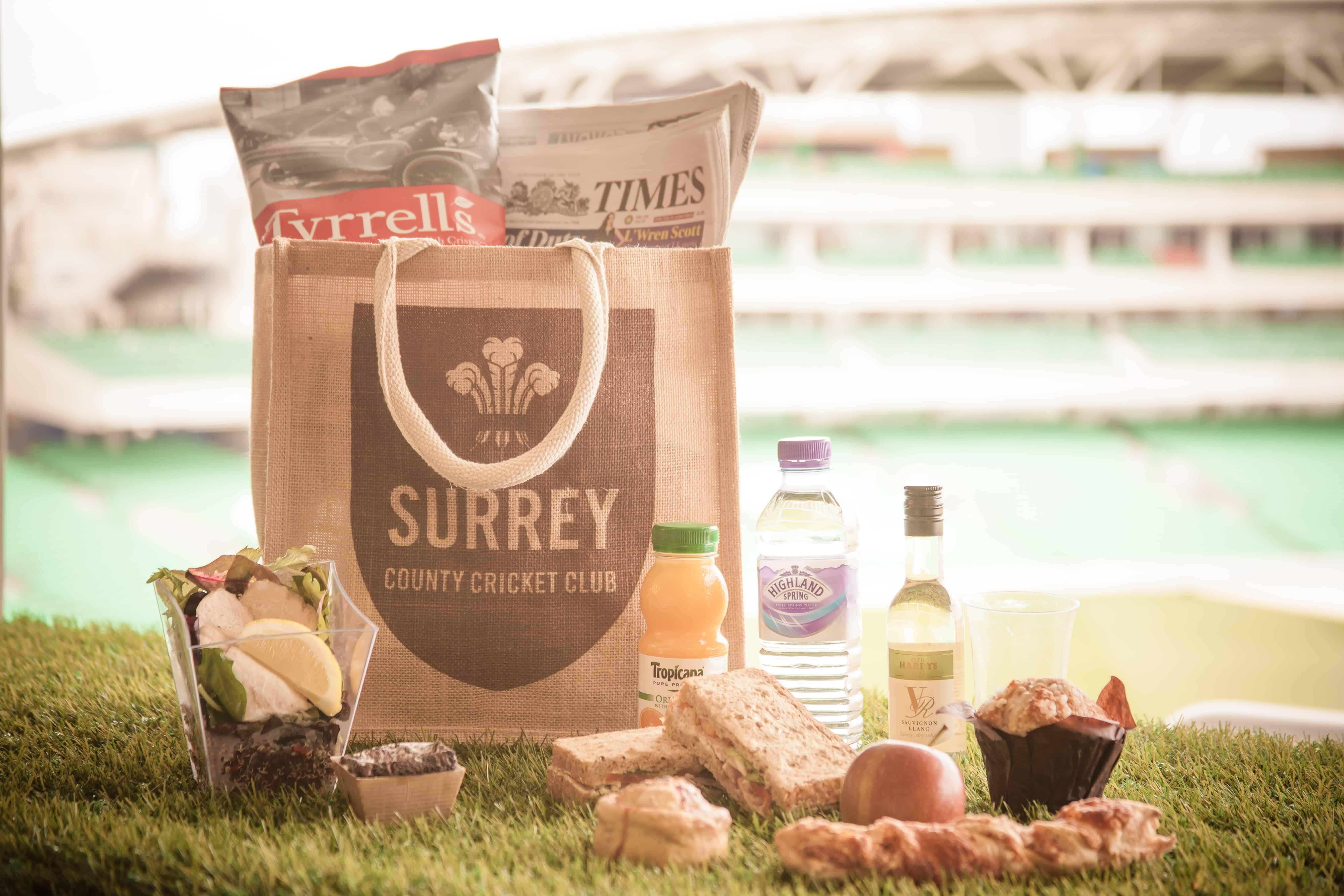 Surrey Cricket Picnics