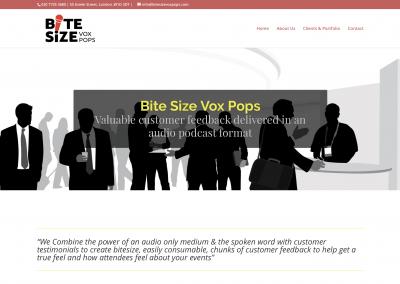 Bite Size Vox Pops